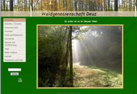 Waldgenossenschaft-deuz.de